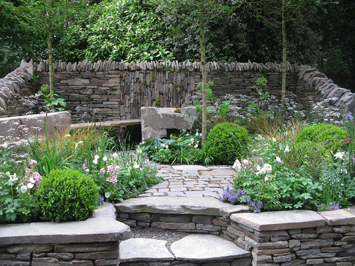 The History And Craft Of Dry Stone Walls Merchant Makers